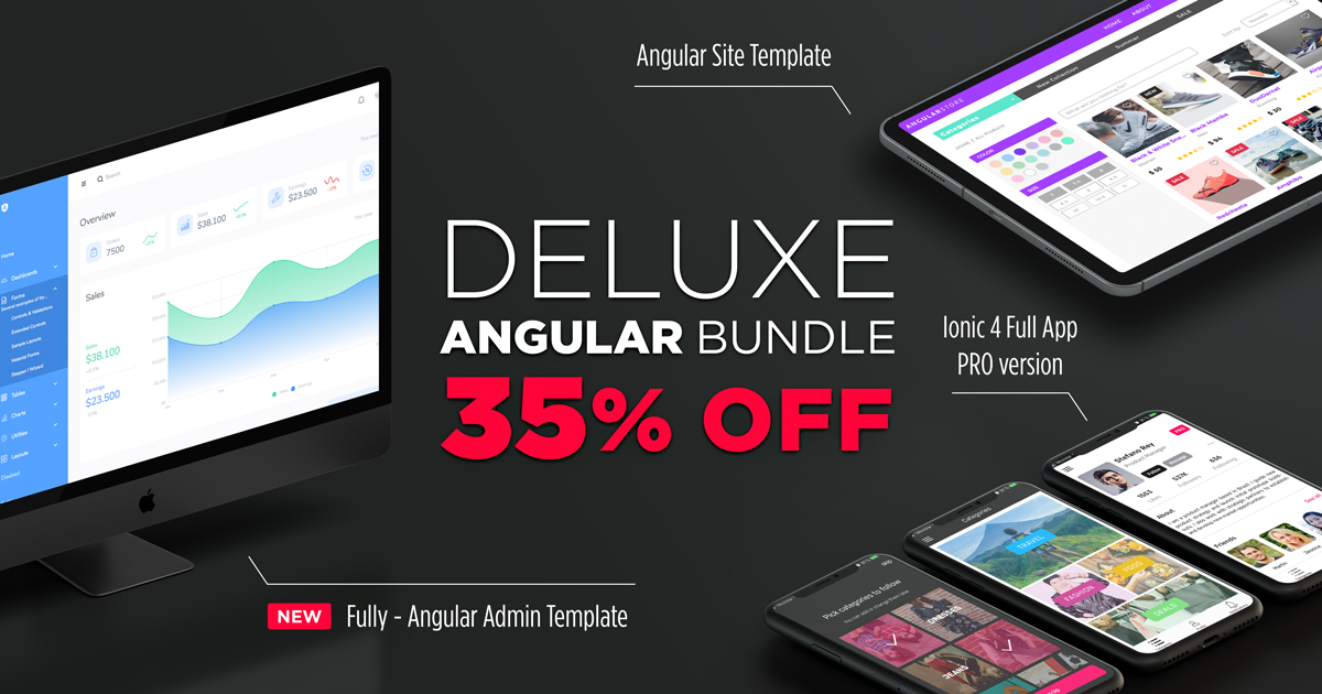 Deluxe - Angular Bundle