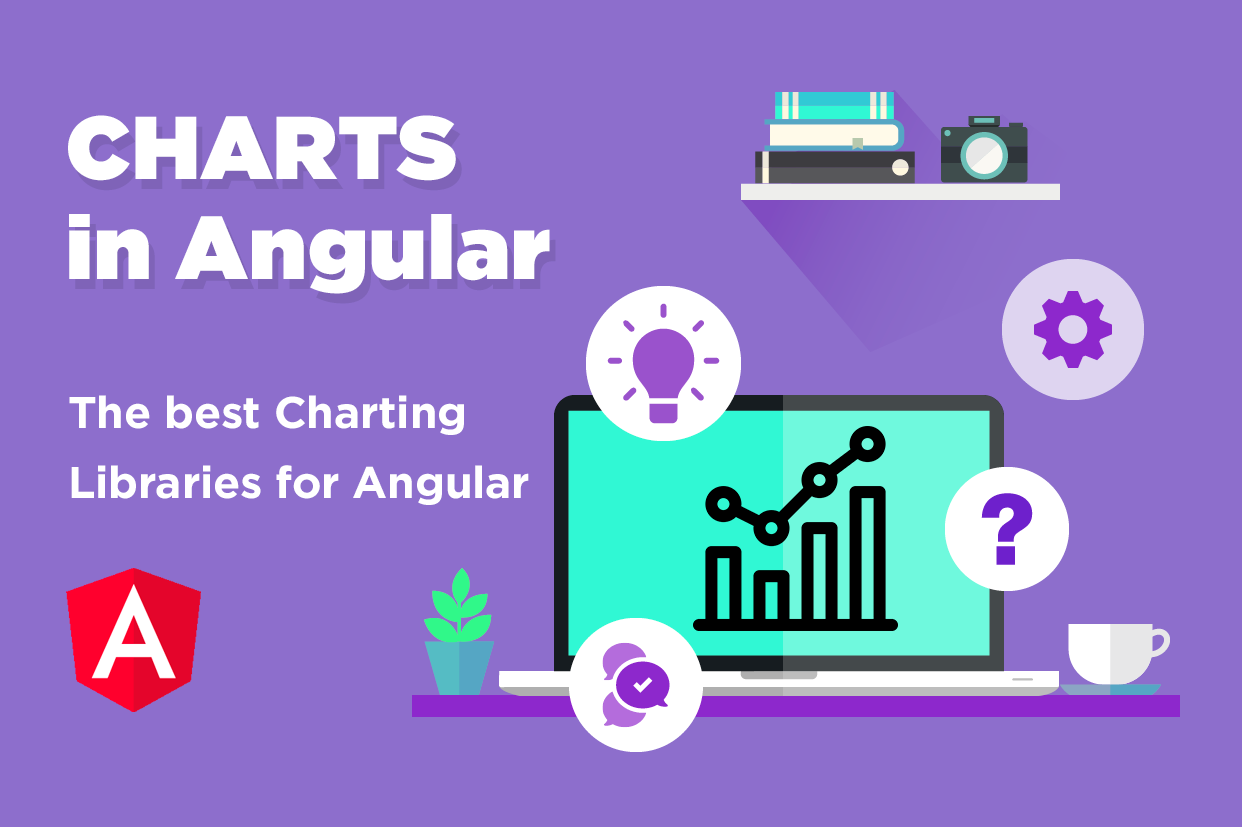 How to use Charts in Angular?